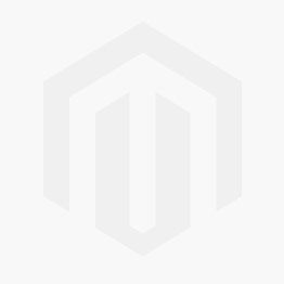 Knightsbridge Square Edge Pre-Wired T2 Ceiling Rose & Bayonet Lampholder With 150mm Flex 100W White - SN8270